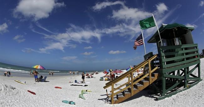 Dr. Beach names Florida's Siesta Beach best beach in US