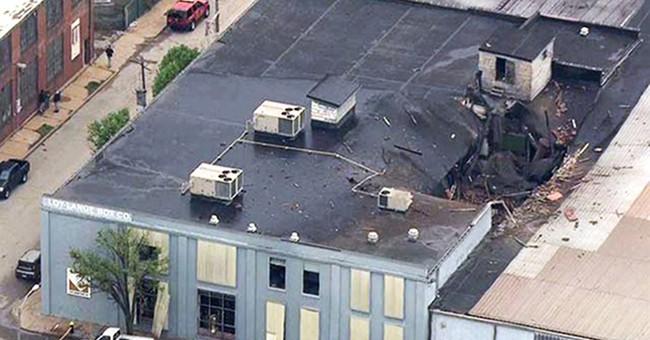 Report: Huge tank that exploded needed emergency repairs