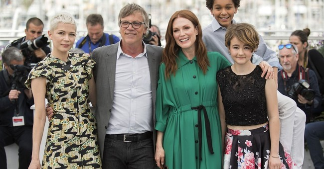 Child actors take the Cannes Film Festival by storm
