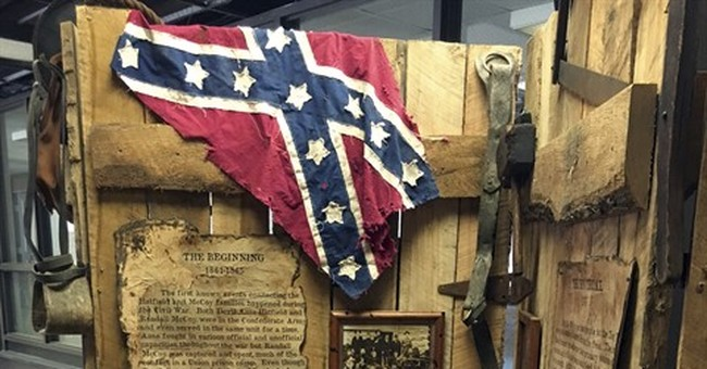 Museum showcases relics from Hatfield & McCoy feud
