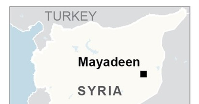 Syrian army, allied militia gain ground against IS