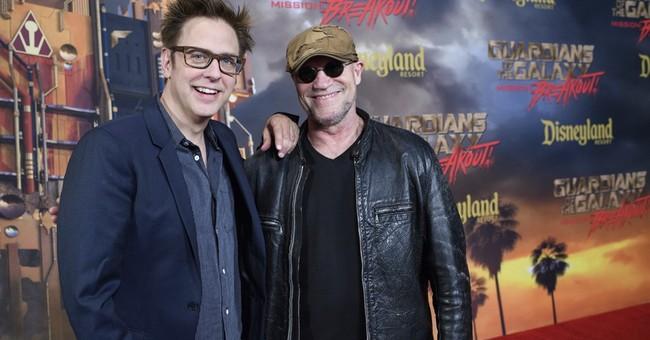 Saldana and Del Toro help open new Disney 'Guardians' ride