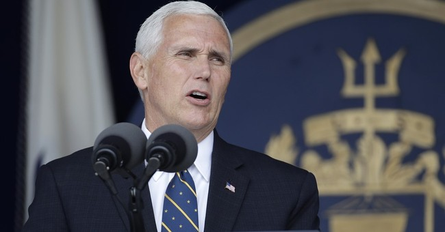 Pence says Trump will be 'best friend' to armed forces
