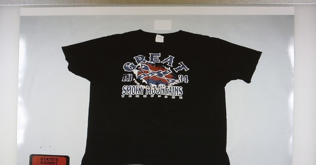 Judge: No Confederate flag T-shirt in officer's retrial