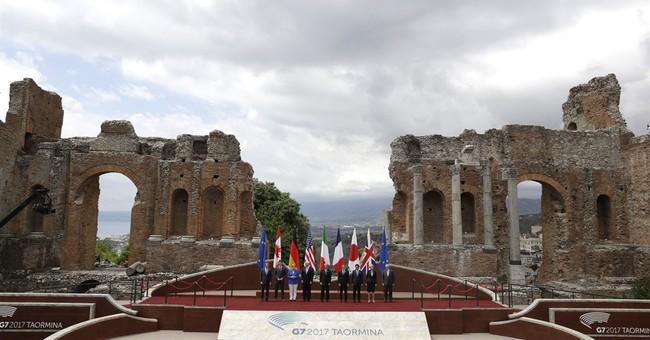 G7 leaders pressure tech firms on removing terror propaganda