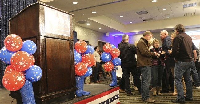 Democrats see hope for 2018 in thin GOP victory in Montana