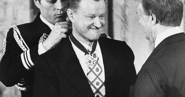 The Latest: Former presidents recall Brzezinski's influence