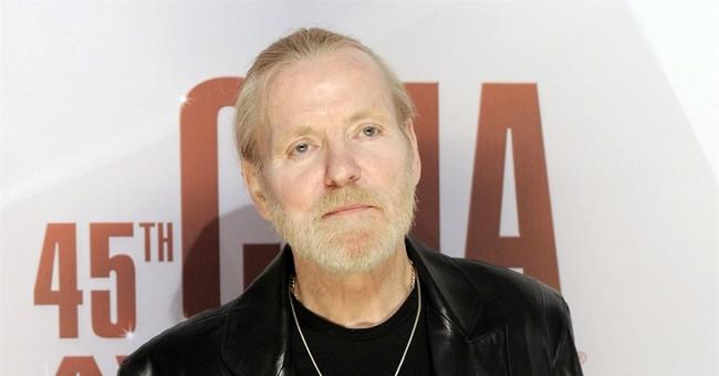 Rocker Gregg Allman dies at 69