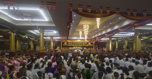Nationalist Buddhist group gathers in Myanmar despite ban
