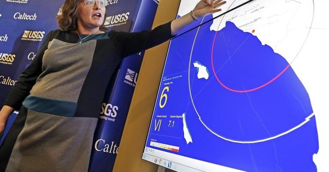 Trump's budget cuts West Coast quake warning system funding