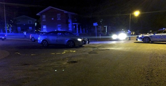 The Latest: Friend: Slain Virginia officer 'irreplaceable'
