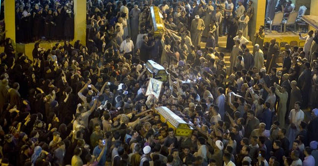 Islamic State claims responsibility for Egypt attack