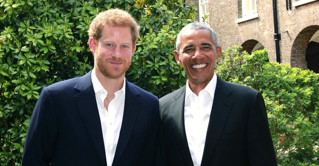 The Latest: Obama offers Prince Harry condolences on attack