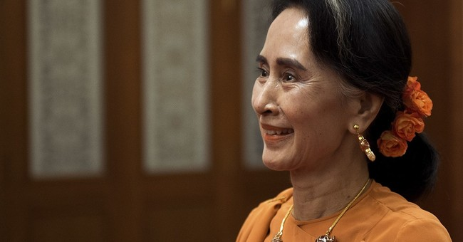 Myanmar, having warmed to the West, turns to China again