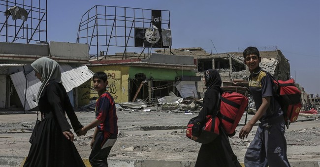 AP Explains: Iraq's slow grind to retake IS-held Mosul
