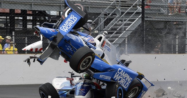 Andretti rules Indy _ and other takeaways from the 500