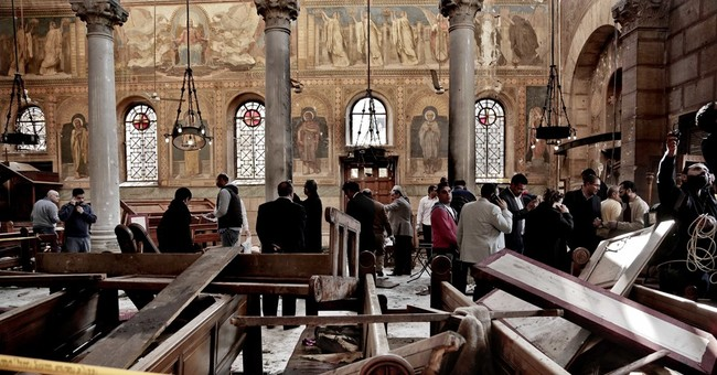 Egypt sacks local security chief after attack on Christians
