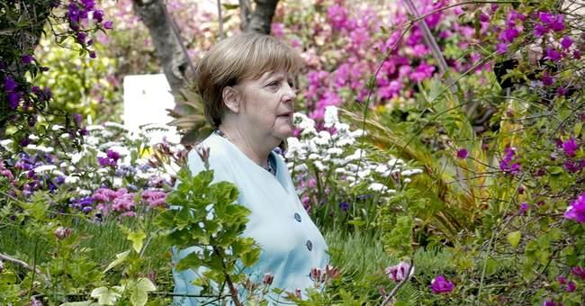 German poll: Lead for Merkel's conservative bloc widens