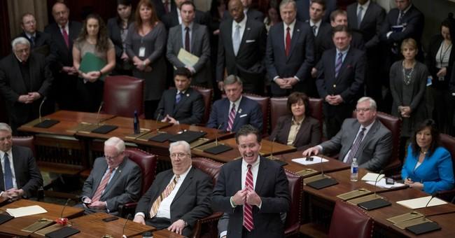 New York senators' scandal highlights vast stipend system