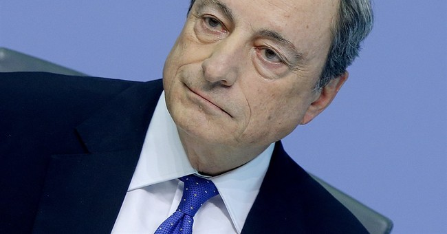 Eurozone's top banker: stimulus needed despite higher growth
