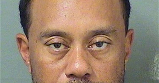 Woods found asleep at the wheel, no alcohol in his system