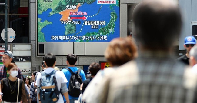 Timeline: North Korea missile launches test US, South Korea