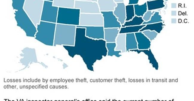 AP Exclusive: Suspected drug thefts persist at VA centers