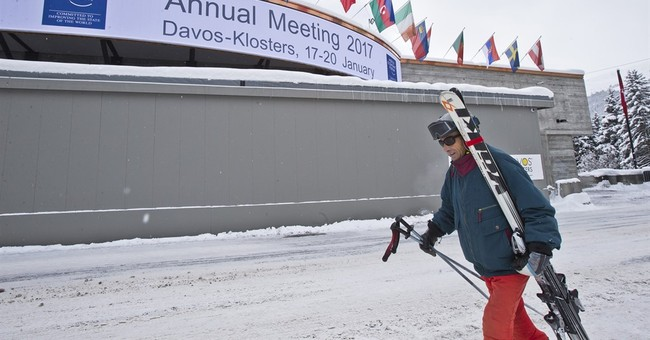 Davos forum chief: 'It's important to listen' to populists