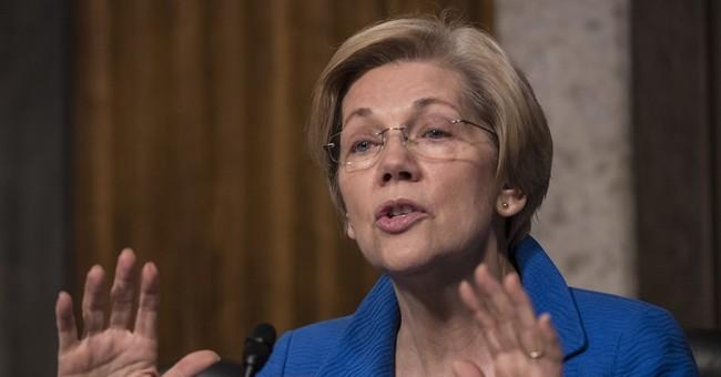Warren embraces her role as a top Democratic foil to Trump