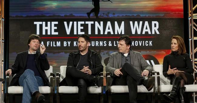 Vietnam doc makes Ken Burns, Trent Reznor partners