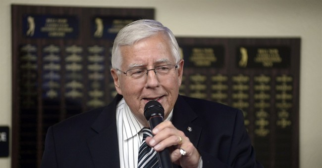 Wyoming senator remains in hospital after emergency surgery