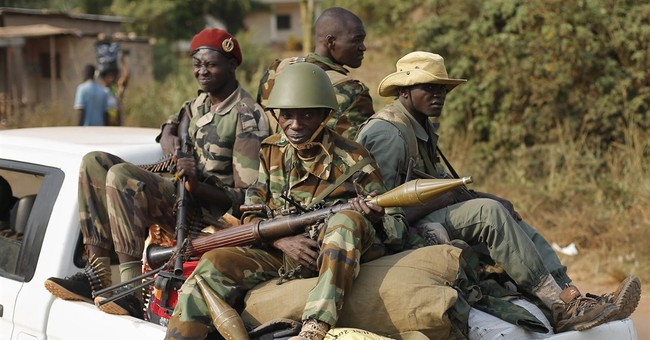 UN report shows hundreds of Central African Republic abuses