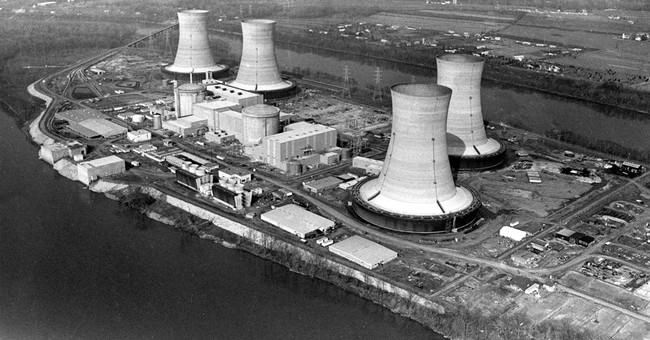 AP WAS THERE: Three Mile Island nuclear power plant accident