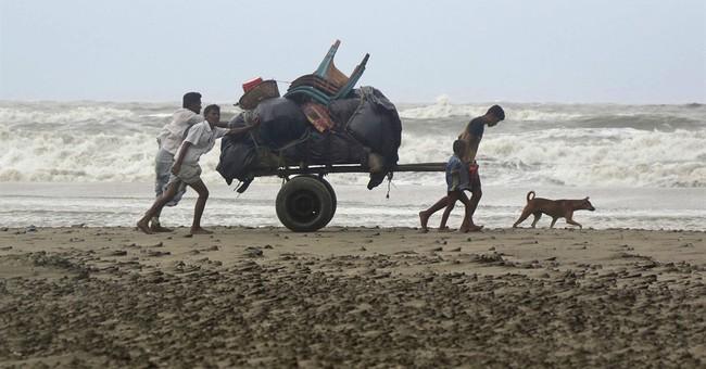 Bangladesh storm kills 3, destroys thousands of homes
