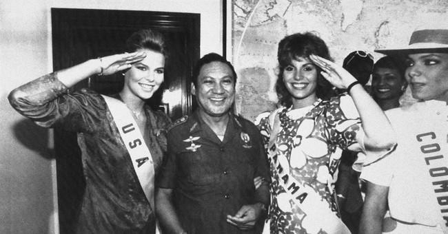 Significant dates in life of ex-Panamanian dictator Noriega