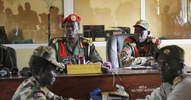 South Sudan soldiers face trial for deadly hotel rampage