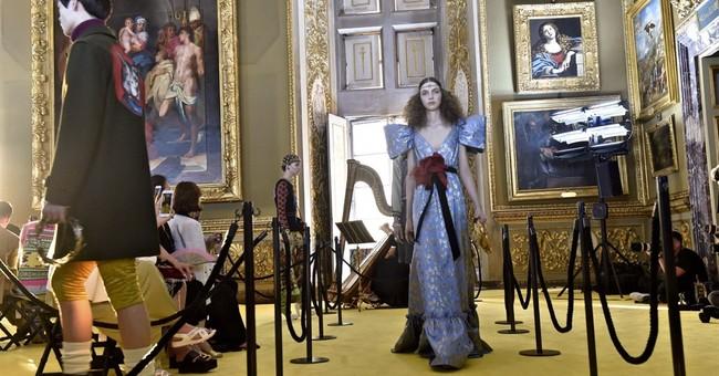 Elton John, Kirsten Dunst indulge in Gucci's Renaissance