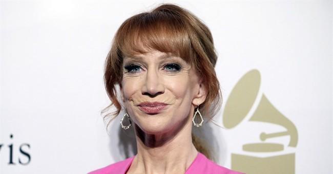 Kathy Griffin apologizes for Trump photo: 'I went too far'