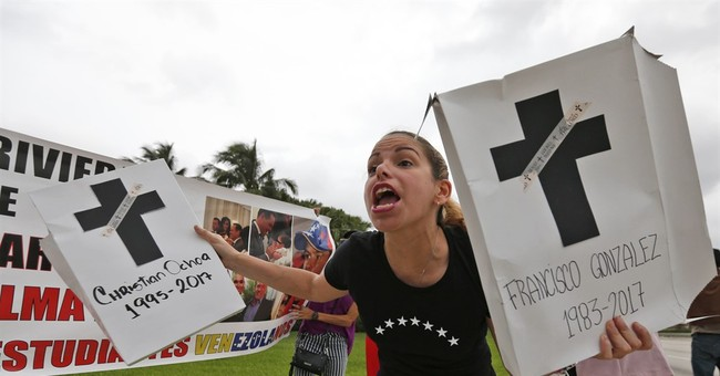 Venezuela socialists met shaming, protests on trips abroad