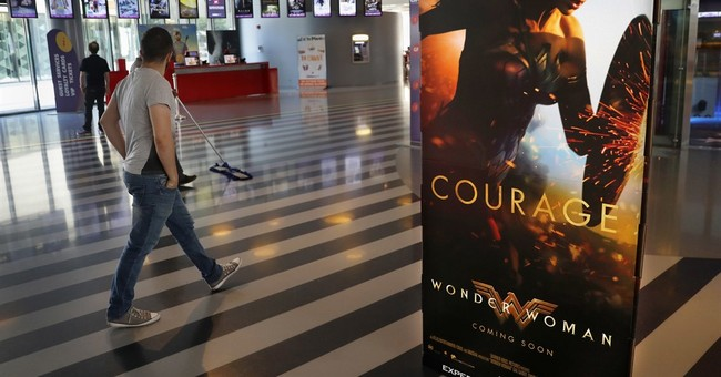 Why is Lebanon trying to ban 'Wonder Woman'?