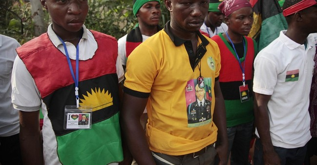 Nigeria's Biafra separatist backers mark 50 years after war