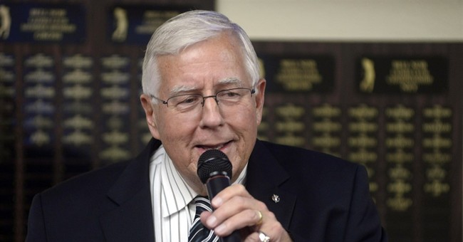 Wyoming US senator out of hospital after gallbladder surgery