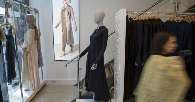 Covered-up chic: Big brands are waking up to modest fashion