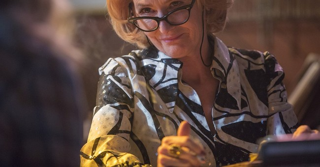 Melissa Leo: seriously great in a drama about scoring laughs