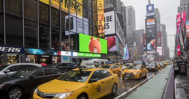 Rampage spurs calls to ban cars from NY's Times Square
