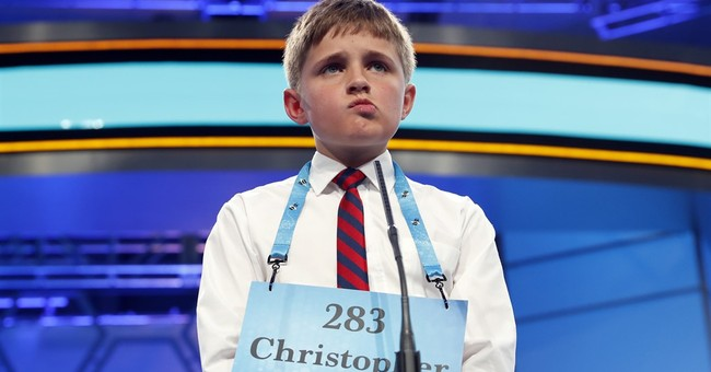 Kids from 6 to 15 savor moments at National Spelling Bee