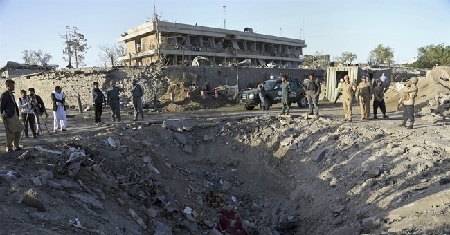 AP Explains: Why can't the Afghan government protect Kabul?