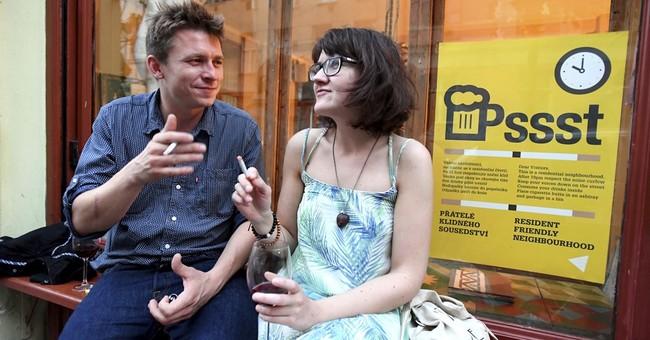 Czech restaurants, bars go smoke-free after years of debate