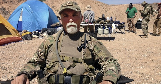 1st prison sentence given in Bundy armed standoff in Nevada