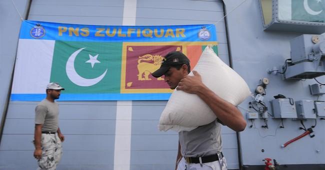 Death toll in Sri Lanka mudslides, floods climbs past 200